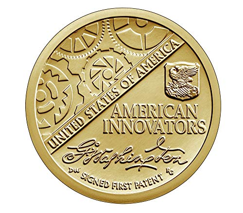 2018 - American Innovation $1 Coin - Single Coin Dollar Uncircualted US Mint