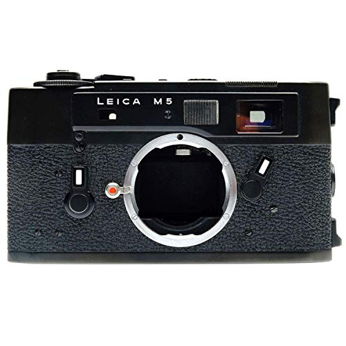 Check Out This Leica M5 Silver, Boxed 1346695