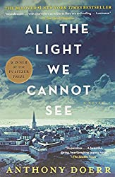 All the Light We Cannot See by Anthony Doerr in books set in France