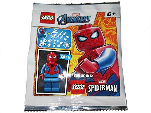 Blue Ocean LEGO Super Heroes Spider-man Minifigure Foil Pack Set 242001 (Enbolsado)