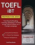 Toefl Test Prep Books