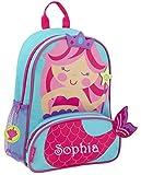 Mochilas Infantiles Personalizables con diseño de Sirena.