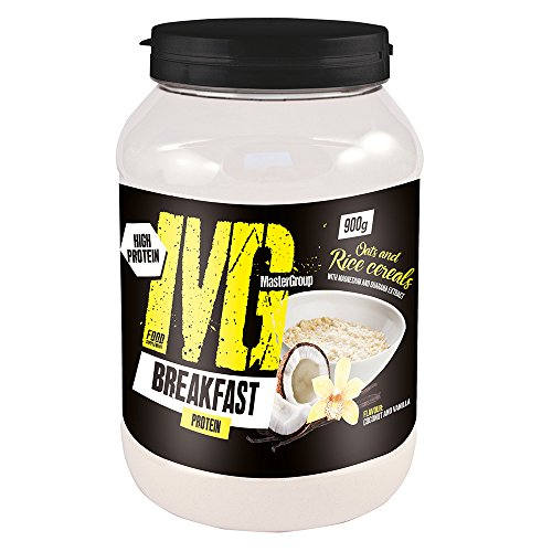 MG FOOD Protein Breakfast 900g (Coconut and Vanilla)
