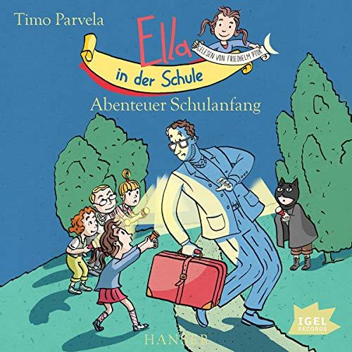 Abenteuer Schulanfang Titelbild