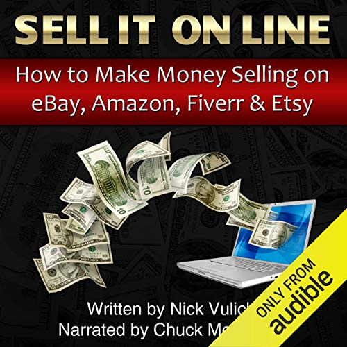 Sell It Online Audiobook Nick Vulich Audible Com Au