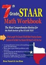 Best 7th grade math staar Reviews