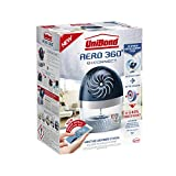UniBond AERO 360° E-Connect Moisture Absorber, Ultra-Absorbent Dehumidifier, Condensation Absorber with...