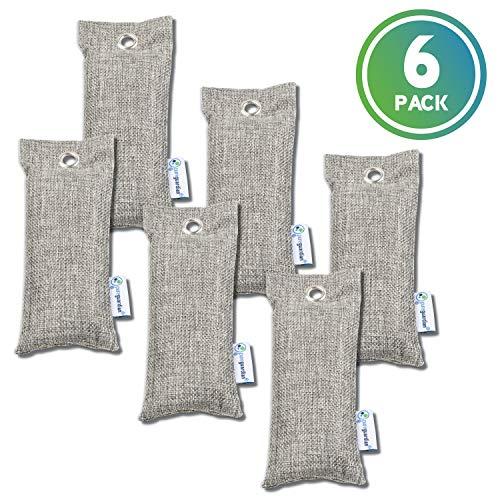 Learn More About Guardian Technologies CB0756PK Pure Guardian Bamboo Charcoal Air Purifier Bags, Eco...
