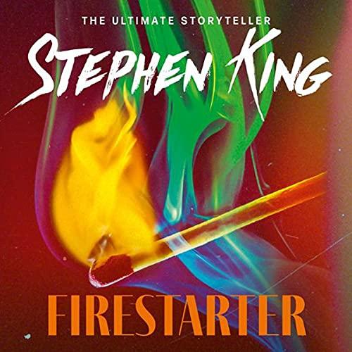 Firestarter cover art
