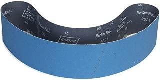 Zirconia Alumina Z PFERD 49750 Abrasive File Belt 20-1//2 Length x 3//4 Width Pack of 10 80 Grit
