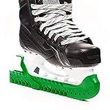 Rollergard SuperGard Ultimate Walking Hockey Ice Skate Guards (Green)