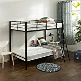 Slumber 1 Comfort 6' Twin Pack Bunk Bed Spring Mattress (Mattresses Only)