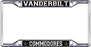 vanderbilt license plate frame