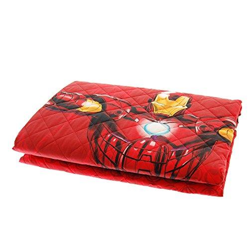 Bassetti Avengers Tagesdecke für Frühling, 170 x 260 cm