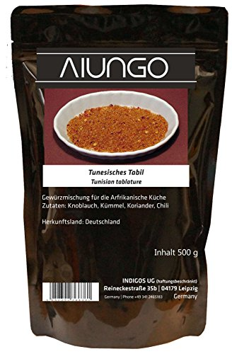 Viungo® Goldline - Tunesisches Tabil - 500g