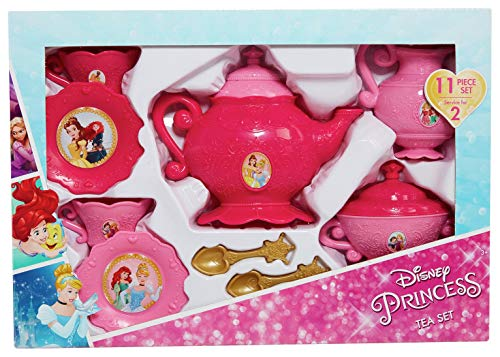 Disney Princess 98061 Teeset, Mehrfarbig, 11-teilig