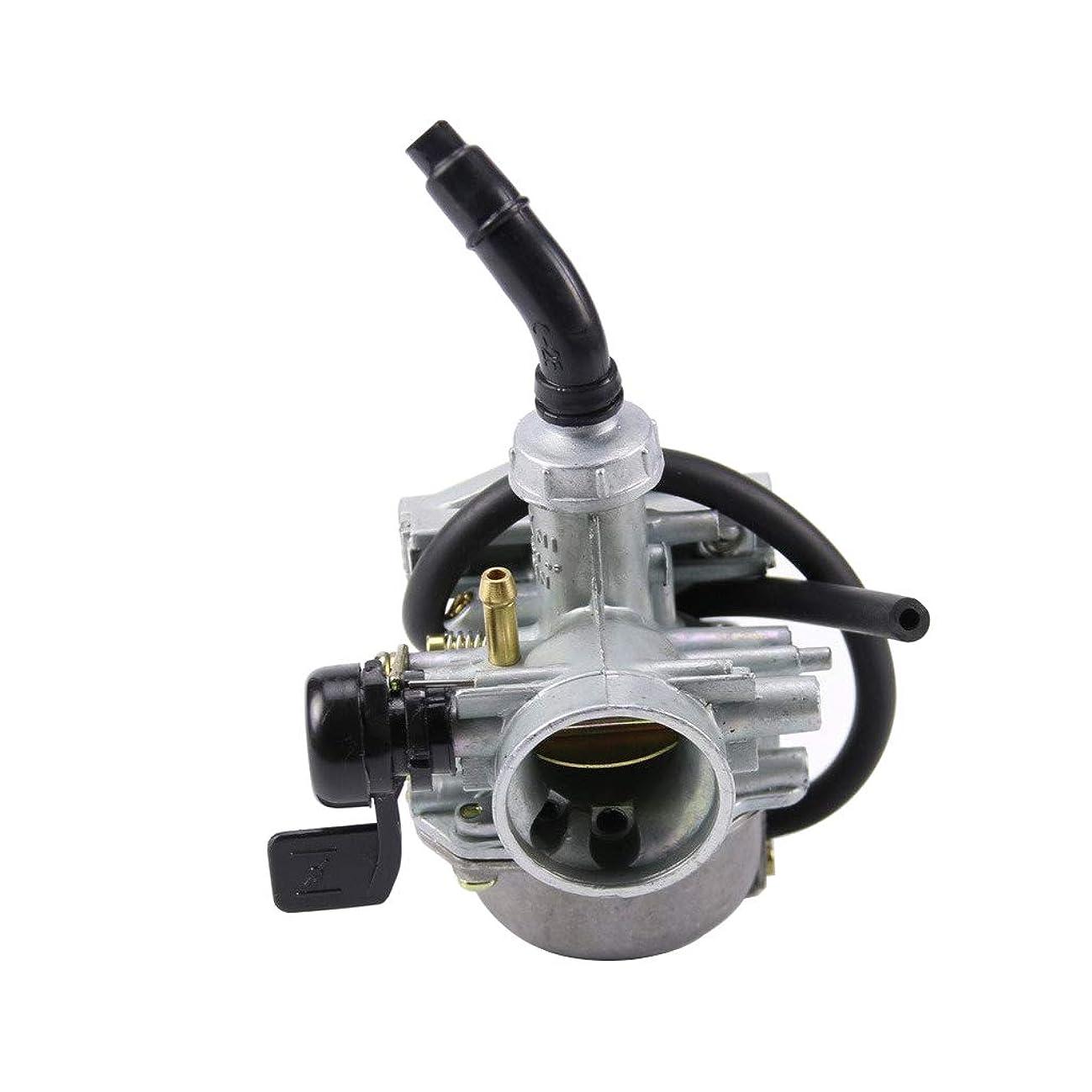 ZXTDR PZ19 19mm Choke Lever Carburetor Carb for 50cc 70cc 110cc ATV Go-Kart Pit Dirt Bikes