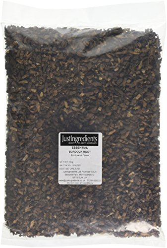 JustIngredients Essentials Burdock Root 1 Kg