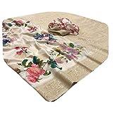 Étnico indio mujeres estilo digital floral impreso diseñador suave seda musulmán ropa formal sari blusa 4938