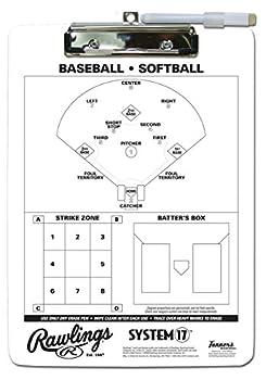 Rawlings System-17 Coach Clipboard