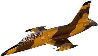 1yess Combate Militar Modelo Juguetes, 1:48 Suiza Albatro L-39 Modelo de Combate, Juguetes for niños (9.9Inch * * 7.8Inch 3.9Inch)