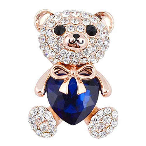 GLKHM Brooch Set Fashion Brooch Animal Pins and Brooches Women Accessories-2_2.8 * 4.2Cm