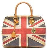 YNOT BORSA DONNA flag vintage bugatti m UK FV-325 .uk