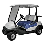 Classic Accessories Fairway Golf Cart Seat Blanket/Cover, Navy News