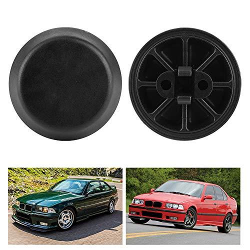 Wagenheber-Pad, langlebige Seitenrahmenschiene Chassisschienen aus ABS für E36 318 323 325 M3