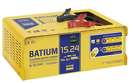 Abratools 379024526 Cargador Bateria Automático Batium 15/24, 0 V