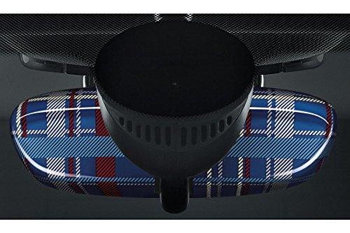 Mini capuchon de rétroviseur intérieur Speedwell Blue pour mini Countryman F60