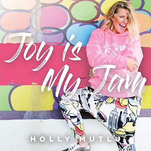 Joy Is My Jam audiobook cover art
