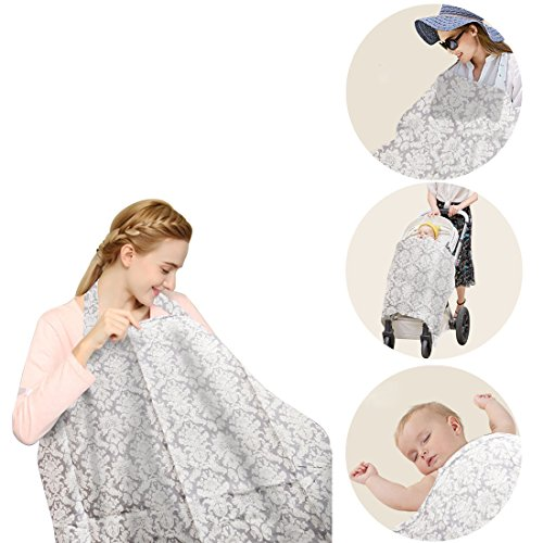 HB HOMEBOAT® Stillschal Stilltuch Nursing Cover