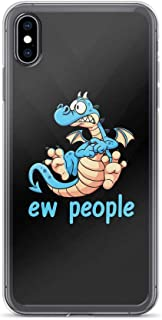 Compatible for iPhone 6 Plus/6s Plus Cute Dragon Ew People