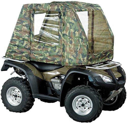 Raider 02-1401 Camo ATV Cab with Nylon Construction and Metal Frame