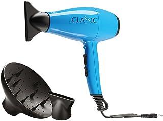 Salon Exclusive A11.Classic.Bl - Secador de pelo, 2200 W