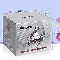 Anpro 24pcs Fidget Toys, Giocattoli Sensoriali per Persone con ADHD Autismo, Palle Antistress per Slleviare l'ansia, Sollievo dallo Stress e Regalo Anti-ansia per Adulti, Riempitivi per Borse da Festa #6