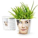 Facepot Lustige Geschenke mit Foto - Blumentopf (ø16cm) - Geschenkidee Geburtstagsgeschenk für...