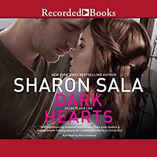 Dark Hearts audiobook cover art