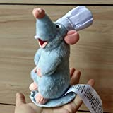 Ksydhwd Peluches Peluche Ratatouille Chef Remy Shoulder Nuevo