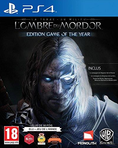 La Terre du Milieu : l'ombre du Mordor - édition jeu de l'année