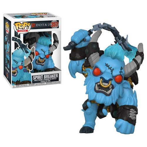 Funko 30629 Spirit Breaker with Mace POP Vinyl Dota 2 S1, Multi