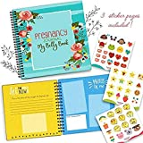 Best Pregnancy Journals - My Belly Book Pregnancy Journal and Baby Memory Review