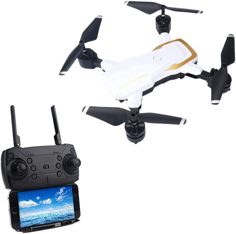 Chenang Fernbedienung Flugzeug Spielzeug, Quadrocopter,Remote-Drohne,Lange Akkulaufzeit Helicopter Falten Hubschrauber Luftaufnahmen Flugzeug