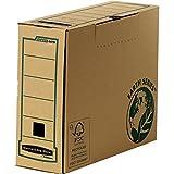Bankers Box 4473102 Scatola Archivio A4+ Earth Series, Dorso 100 mm, FSC, Confezione da 20 Pezzi