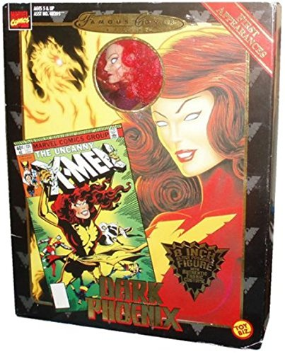 The Uncanny X-Men Dark Phoenix Famous Covers 8 First Appearances Action Figure by Marvel by Marvel