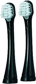 パナソニック 替えブラシ ドルツ イオン用極細毛タイプ 2本組 黒 EW0907-K