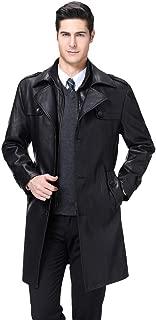 Best black duster coat mens Reviews