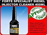 Forte Lubricants Car Diesel Fuel System Specialist Injector Cleaner - 400ml