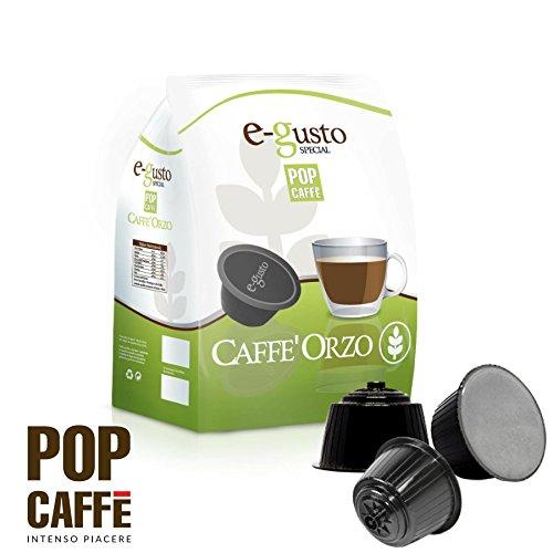 POP CAFFE' 48Cápsulas Orzo COMPATIBLES Nescafe' Dolce Gusto